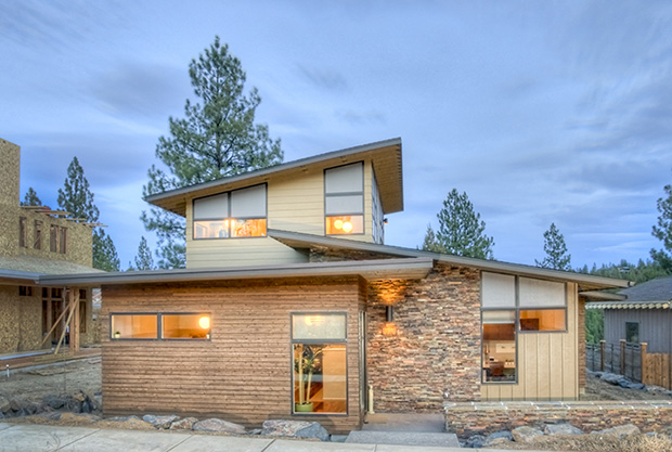 Architectural styles craftsman nw craftsman for Modern prairie style architecture