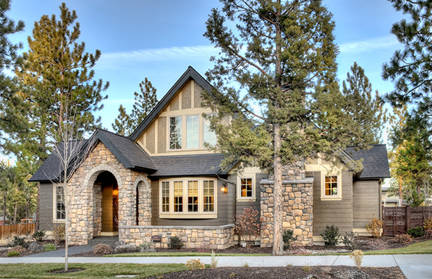 Northwest Craftsman Home Builder Bend Greg Welch