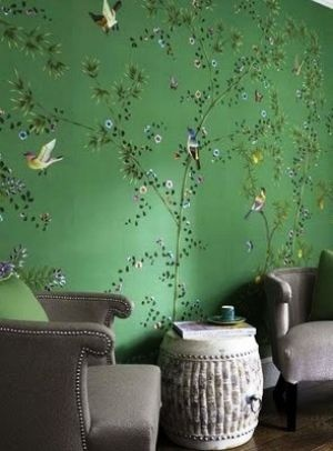 Three green trends in housing for 2013 greg welch for Bird wallpaper home decor