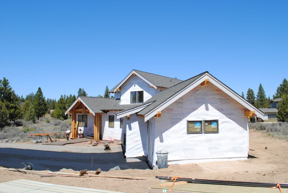 Trends In New Home Construction In Central Oregon