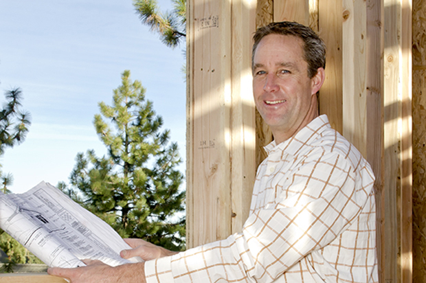 Bend Oregon Green Builder of the year
