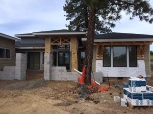 Greg Welch Construction in Tetherow Community, Bend, Oregon